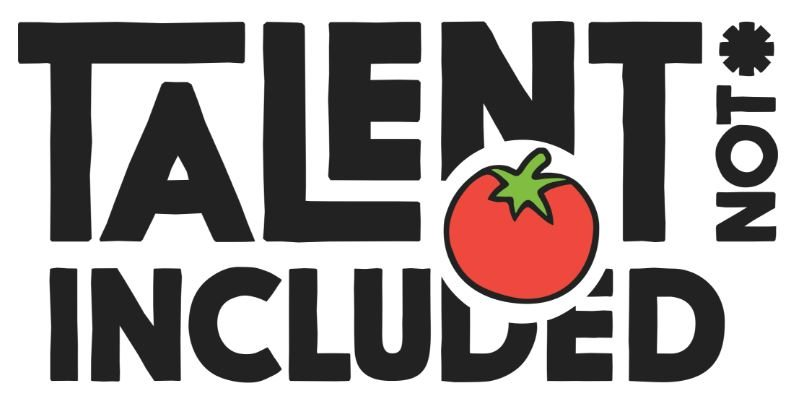 Talent Not Included Logo Gaming Cypher
