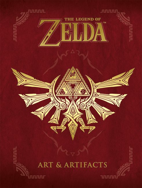 The Legend of Zelda: Art & Artifacts to be Published by Dark Horse in 2017