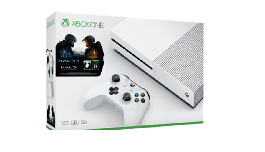 Xbox One S Halo Collection Bundle is Now Available