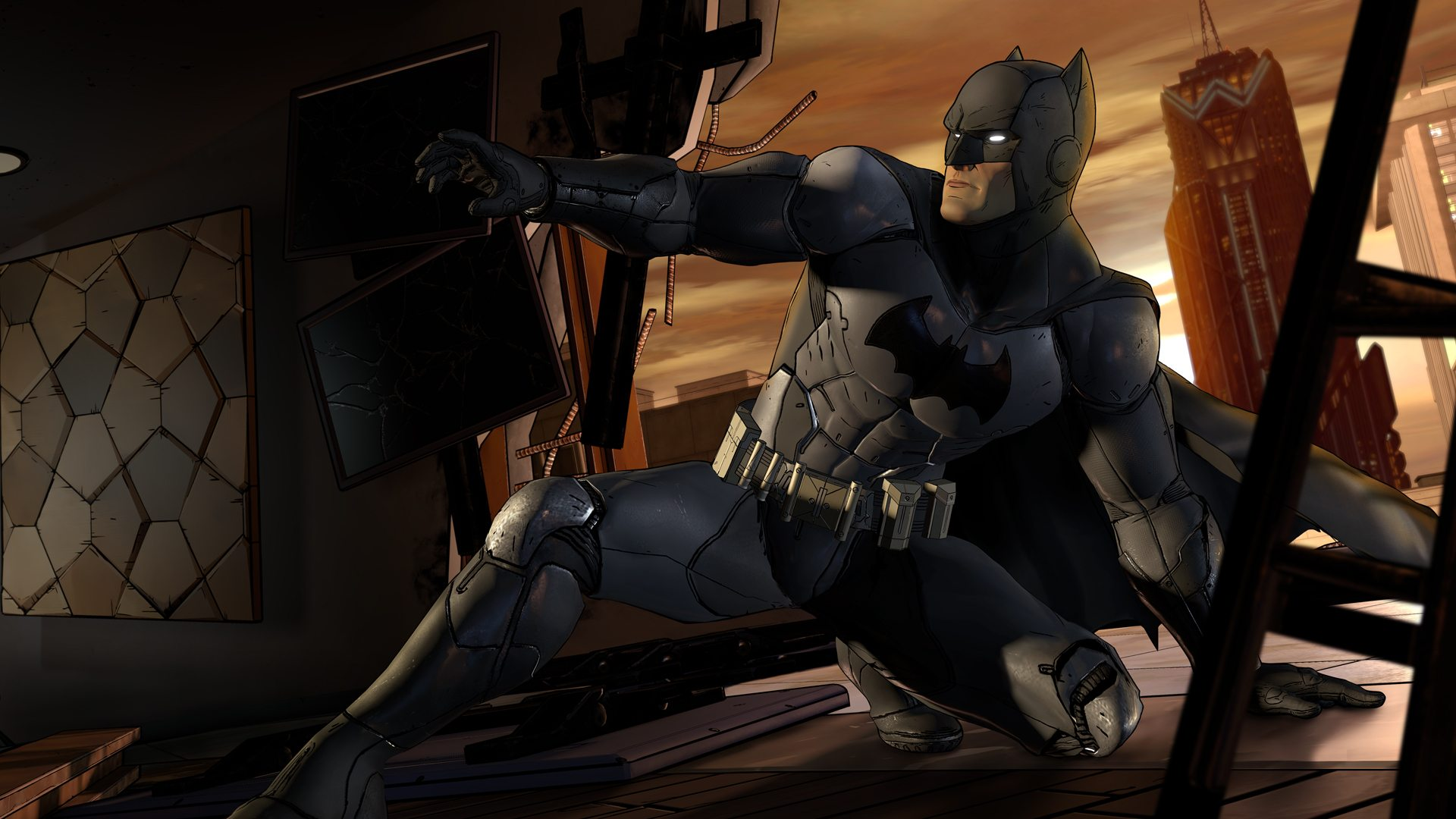 BATMAN - The Telltale Series Ep. 2: Children of Arkham Now Available, Behind the Scenes Trailer