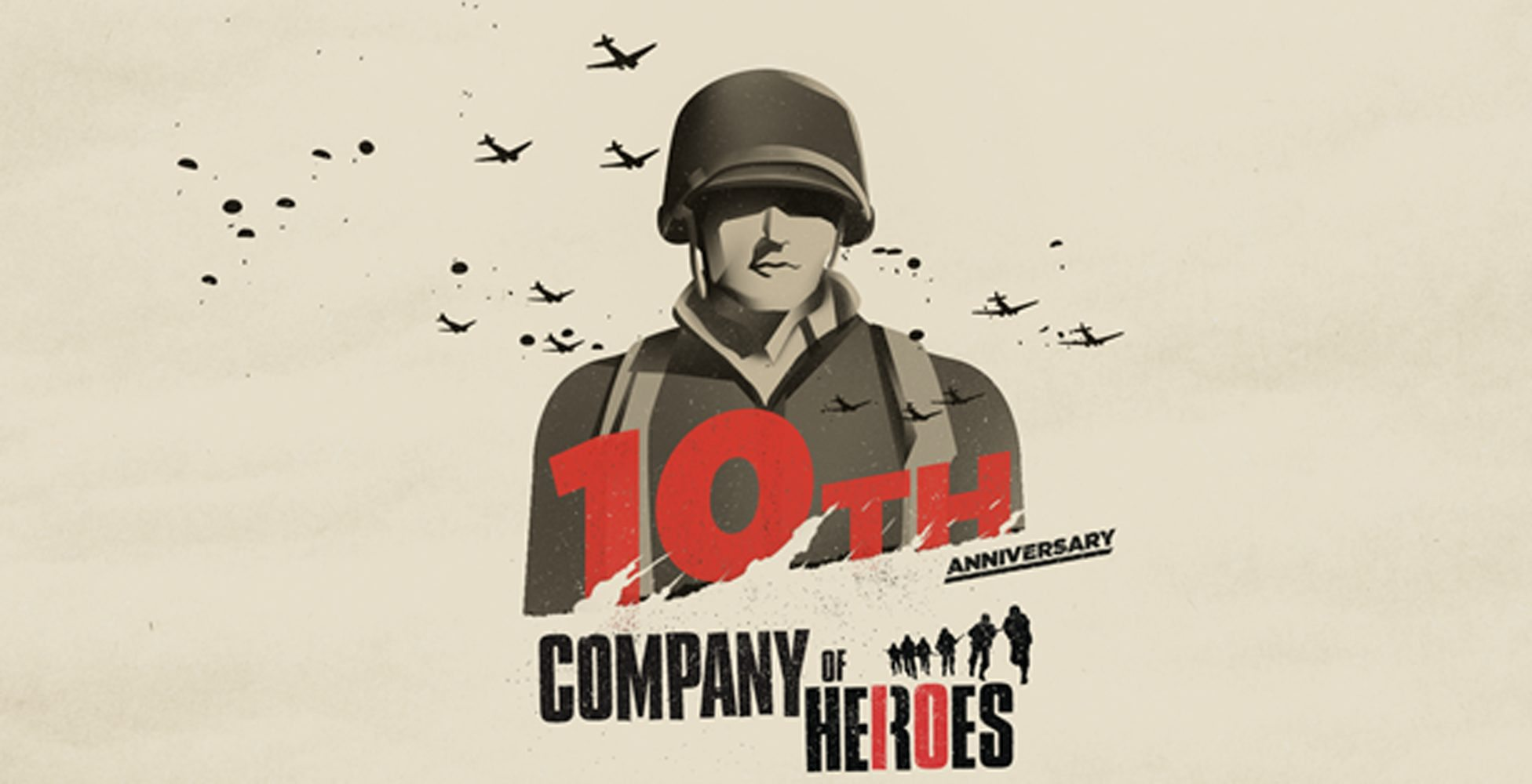 COMPANY OF HEROES by SEGA and Relic Celebrates 10 Years