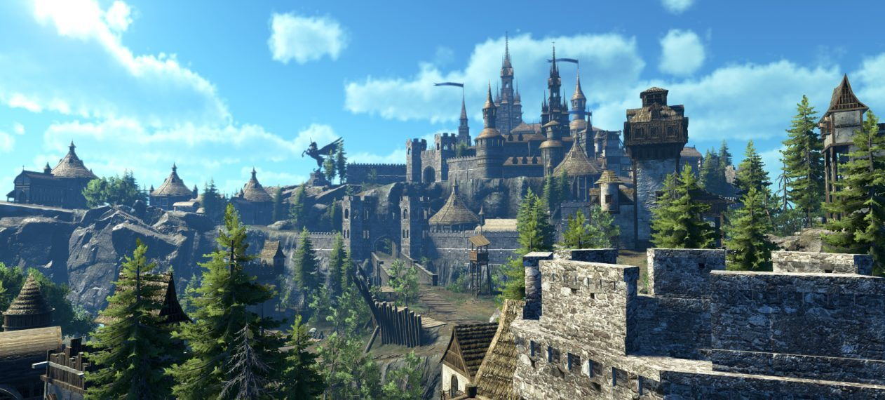DARK AND LIGHT Medieval Fantasy Sandbox MMO Coming Soon to Steam Early Access
