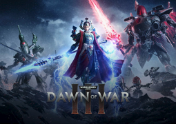 WARHAMMER 40,000: Dawn of War III New Eldar Reveal