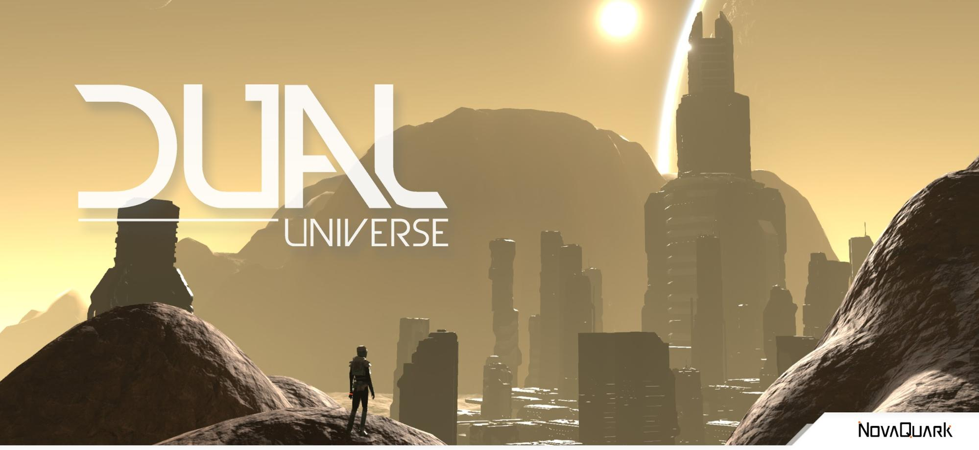 Dual Universe New Video Highlights Voxel Tecnology