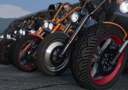 GTA Online Bikers Coming Oct. 4, New Screenshots