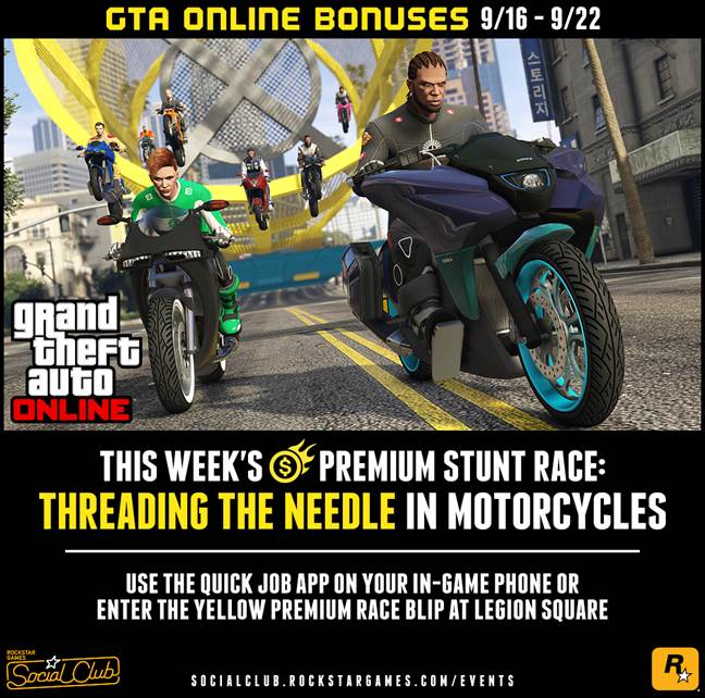GTA Online Bonuses Half Off Everything at Warstock and More
