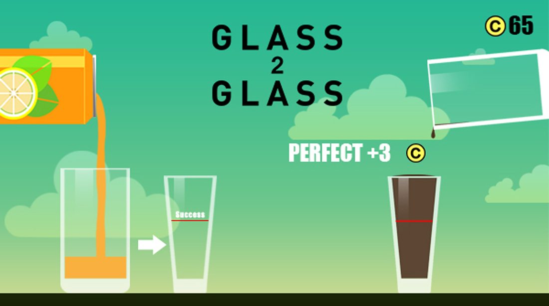 Glass 2 Glass Reaches 1.7 Million Downloads and Releases Major Update
