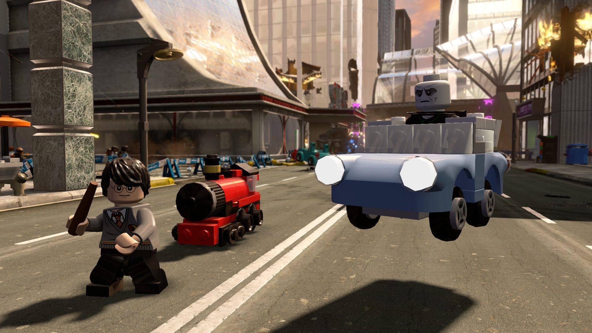 LEGO Dimensions Gets Even Bigger with New Expansion Packs Based on Ghostbusters, Adventure Time, Mission Impossible, Harry Potter and The A-Team