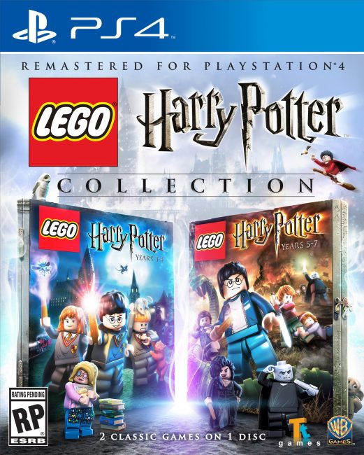 LEGO Harry Potter Collection Now Available for PS4