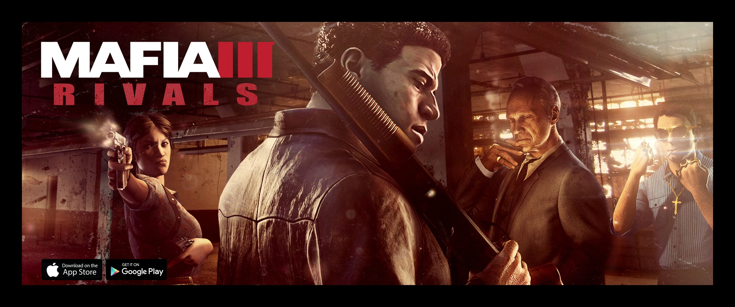 Mafia III: Rivals Now Available for Mobile Devices