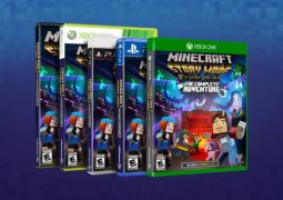 Minecraft: Story Mode – The Complete Adventure Available at Retail this October