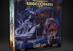 Mutant Chronicles: Siege of the Citadel Reveals Luna Expansion