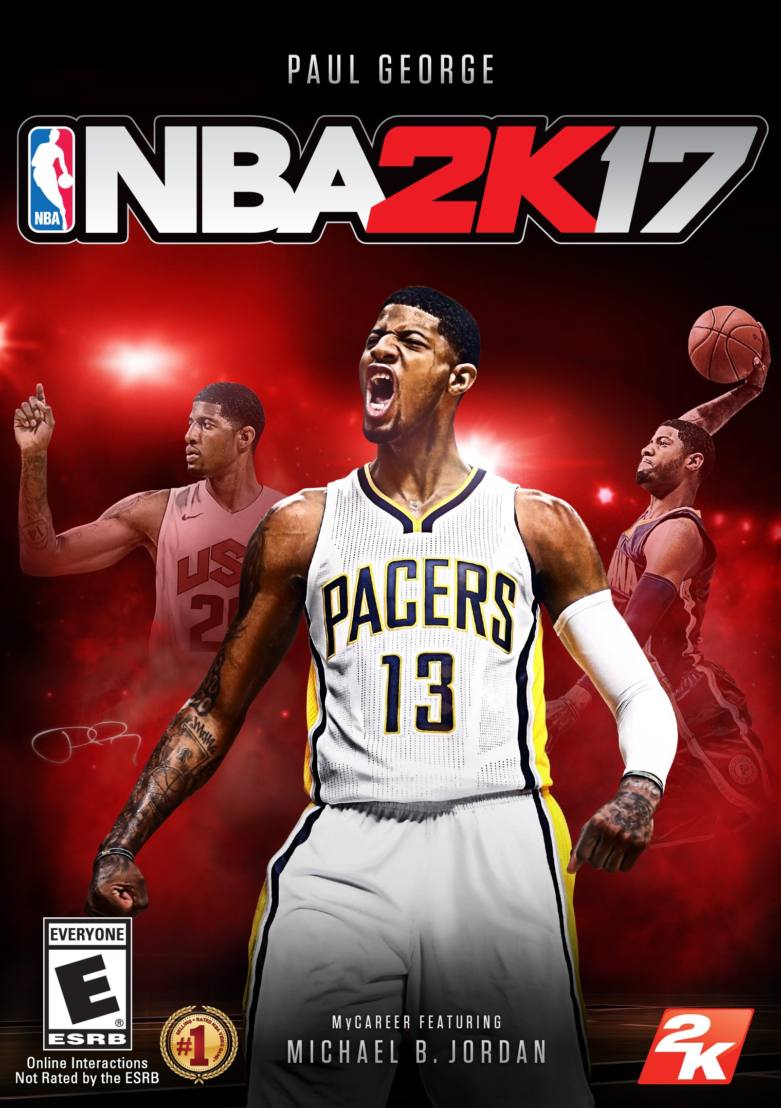 NBA 2K17 Now Available