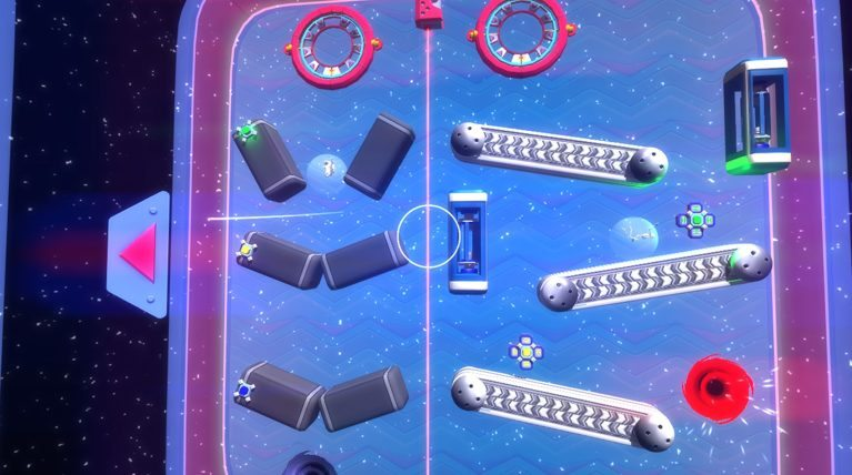 NEBULOUS Review for PC