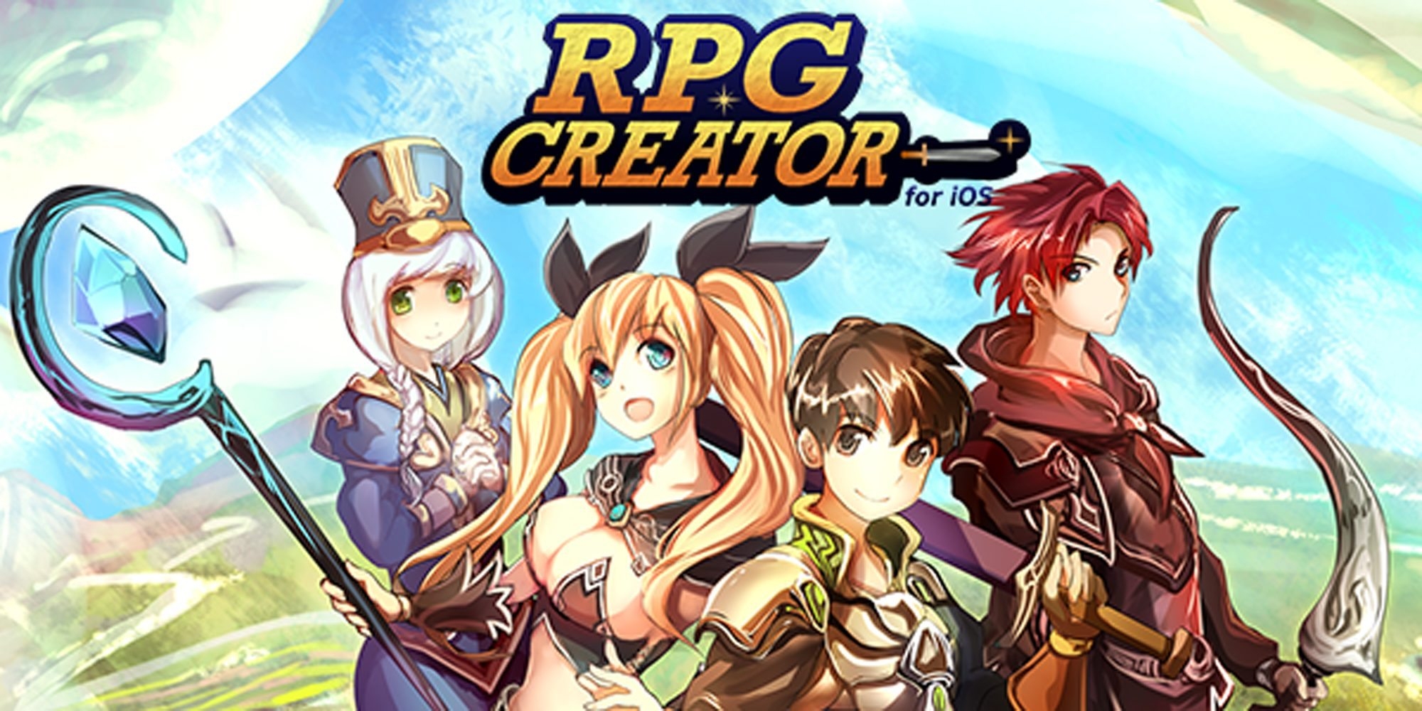 RPG Creator by Degica Now Available for iOS