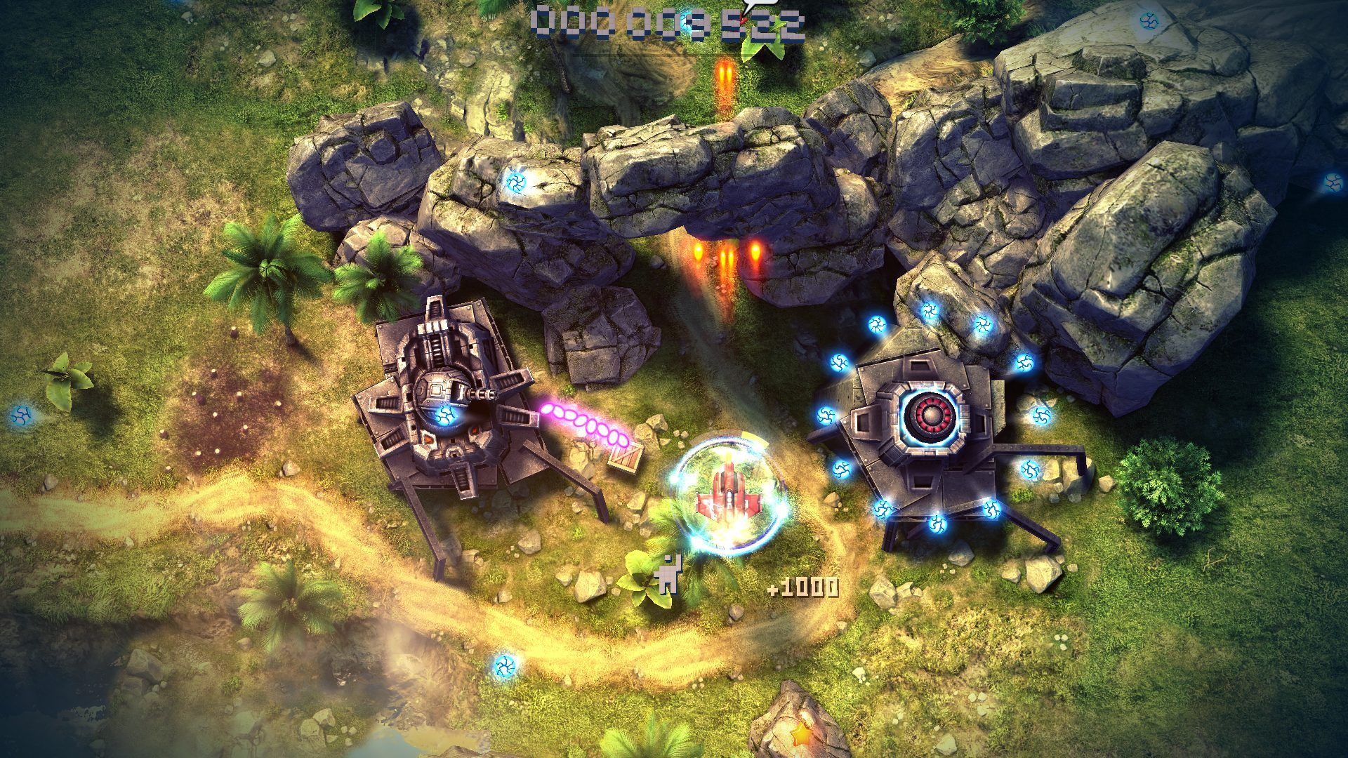 Sky Force Anniversary Now Available on PS4, PS3 and Vita