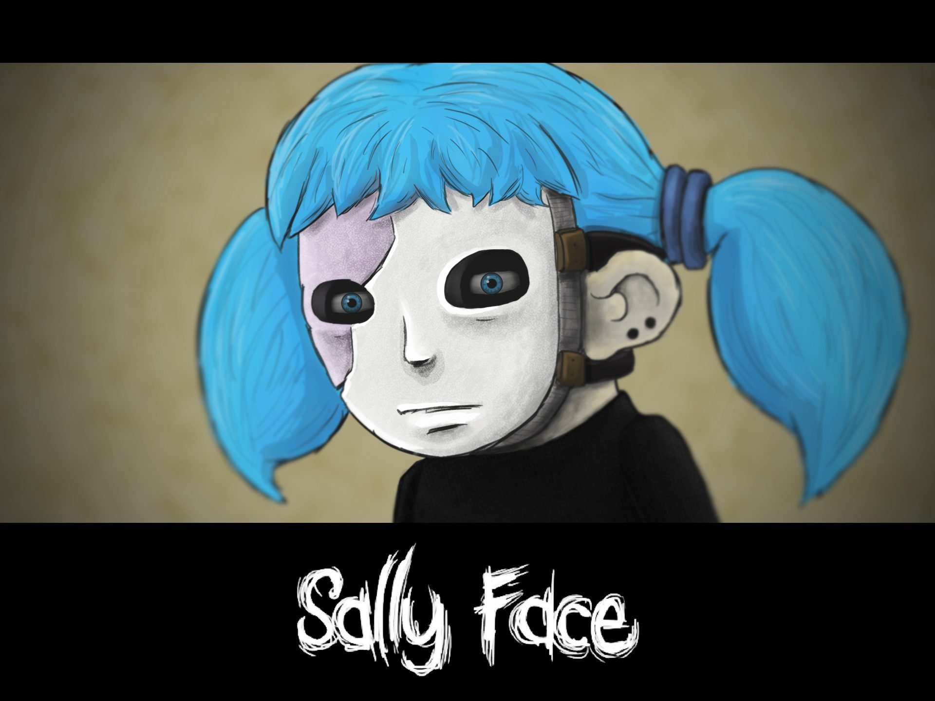 Sally Face Dark Episodic Adventure Needs Your Support On Indiegogo And Steam Greenlight Gaming