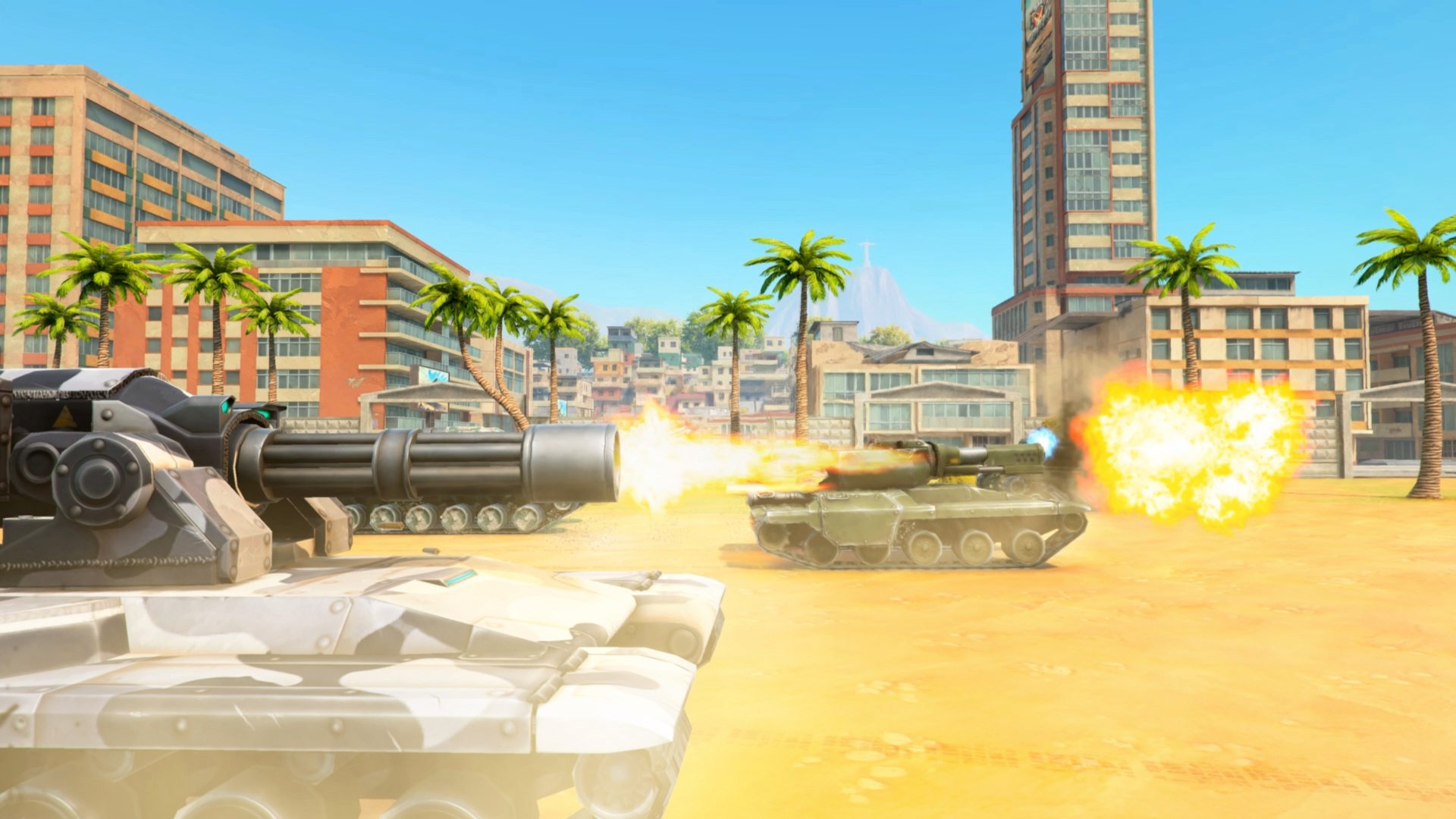 Tanki X Begins Open Beta Sep. 15, Upcoming Features Revealed