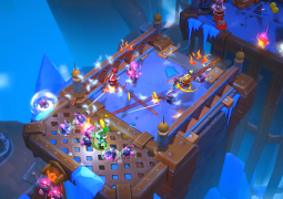 SUPER DUNGEON BROS Reveals Release Date and New Trailer