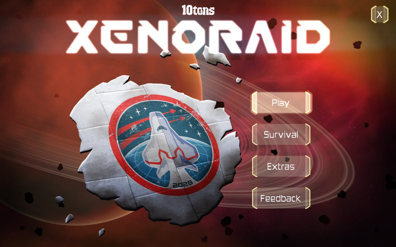 Xenoraid Now Available for Xbox One
