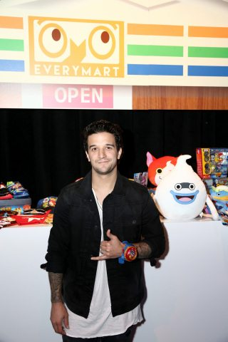 HOLLYWOOD, CA - SEPTEMBER 08:  Mark Ballas of ABC's Dancing with the Stars attends the YO-KAI WATCH 2 preview event at Siren Studios on September 8, 2016 in Hollywood, California.  (Photo by Joe Scarnici/Getty Images for Nintendo) *** Local Caption *** Mark Ballas