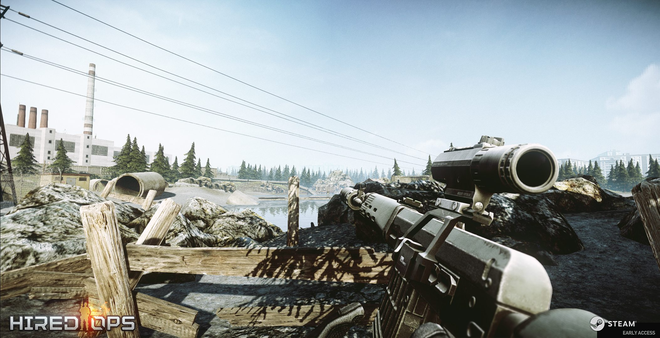 HIRED OPS First Person Shooter Adds New Updates, Map and Trailer