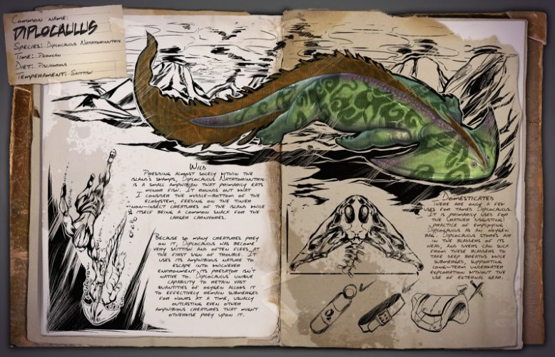 ARK: Survival Evolved New Update Offers Procedurally Generated Maps and 3 New Creatures
