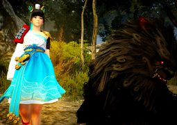 Black Desert Online Awakens the Tamer