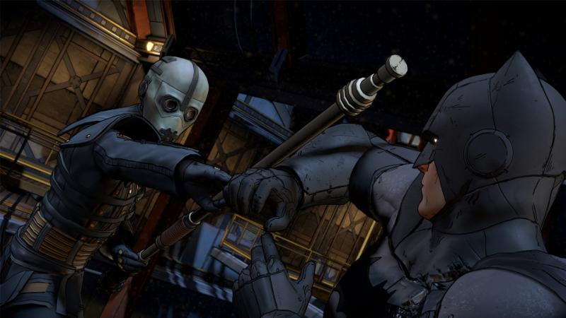 BATMAN - The Telltale Series Ep. 3 New World Order Now Available to Download