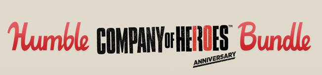Company of Heroes 10th Anniversary Humble Bundle Announced by SEGA and Relic