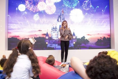 Nintendo and Hollywood Records Recording Artist Olivia Holt Celebrate Upcoming Launch of Disney Magical World 2