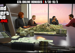 GTA Online Bonuses: Half Off Warehouses & Executive Offices, Unlockable Yellow Swirl Pajamas & Smoking Jacket, Discounts and More