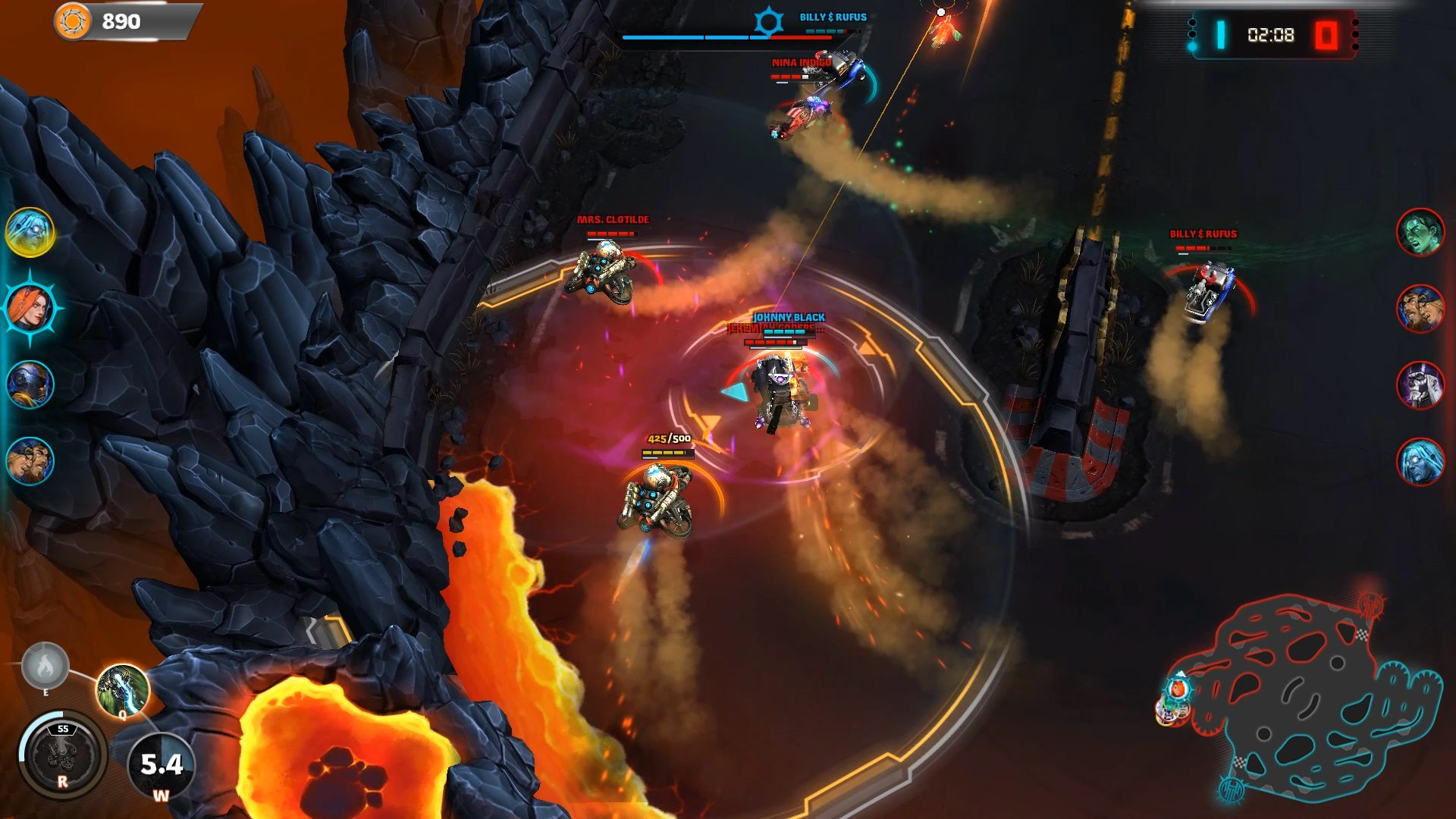 Heavy Metal Machines Developer Partners with Alienware to Deliver Exclusive Closed Beta Keys
