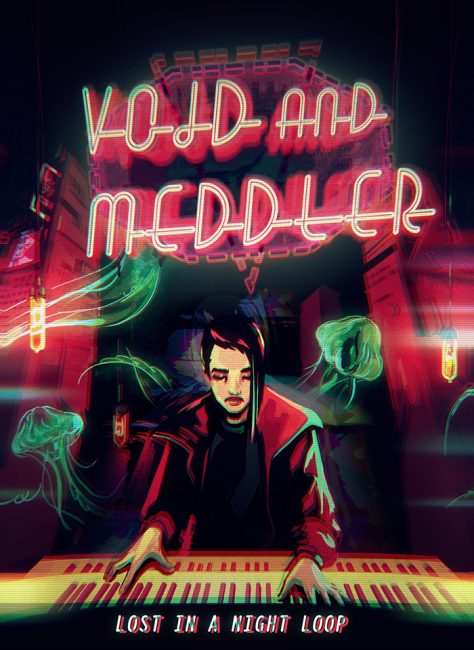 Void & Meddler Episode 2 Out this Halloween, New Screenshots