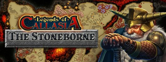 LEGENDS OF CALLASIA The Stoneborne Expansion Launches on PC, Mac, and iPad