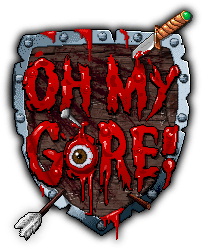 Oh My Gore! Pixel Art Tower Defense Game by Daedalic and Bumblebee Now Available