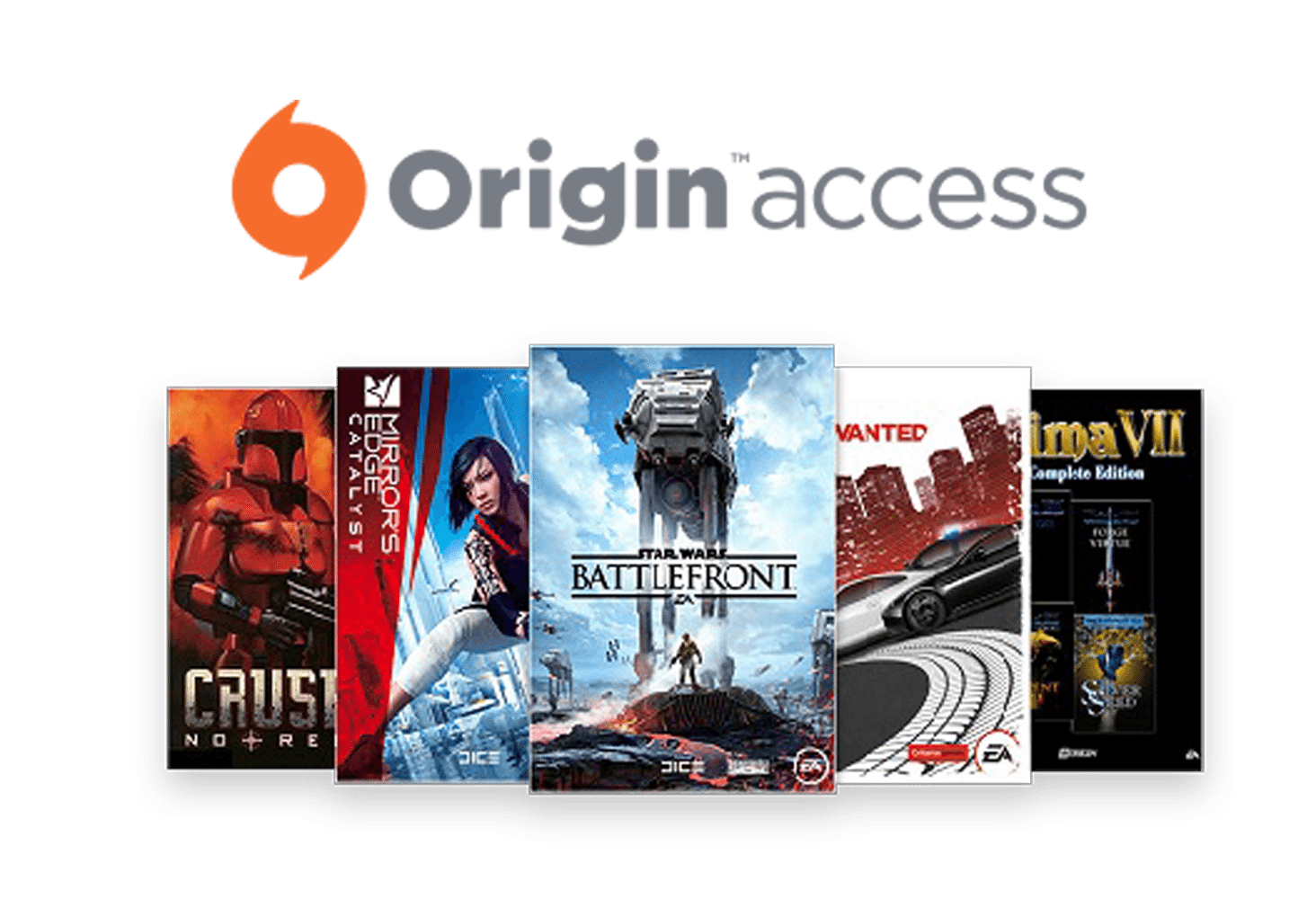 ORIGIN Access Expands this Year with New Action, Role Playing and Racing Games
