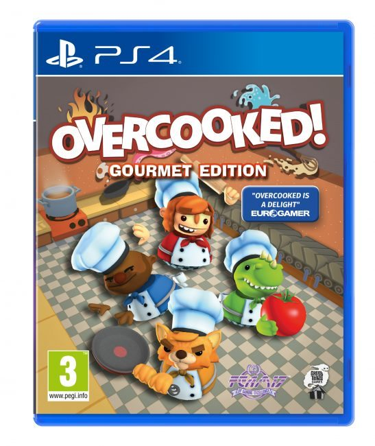 Overcooked: Gourmet Edition Now Available for Consoles