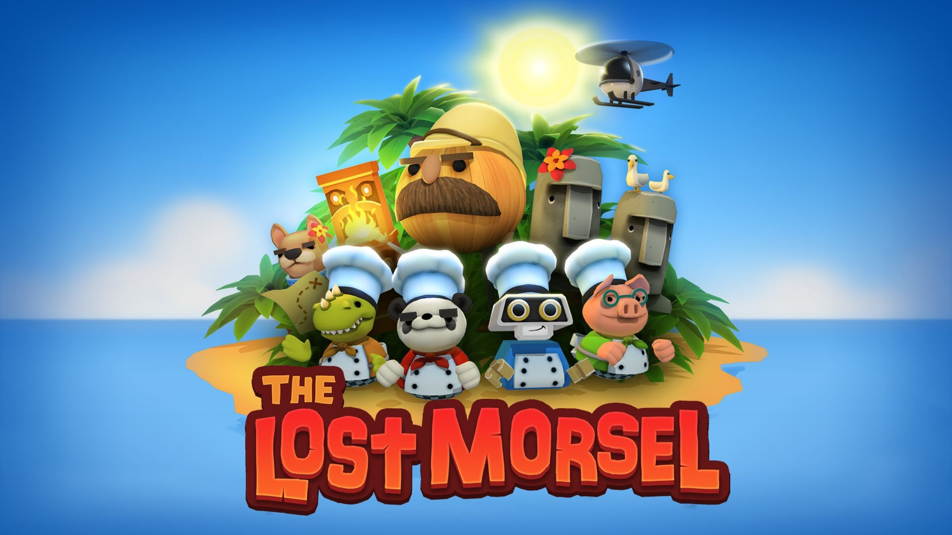OVERCOOKED: GOURMET EDITION Heading to Retail Nov. 15, Includes The Last Morsel DLC