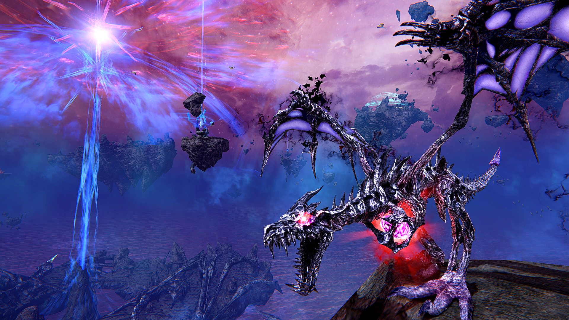 Riders of Icarus New Rift of the Damned Update Now Available