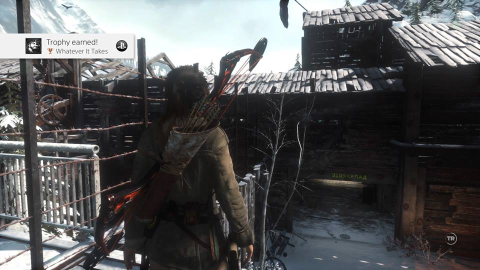 Rise of the Tomb Raider: 20 Year Celebration Review for PS4