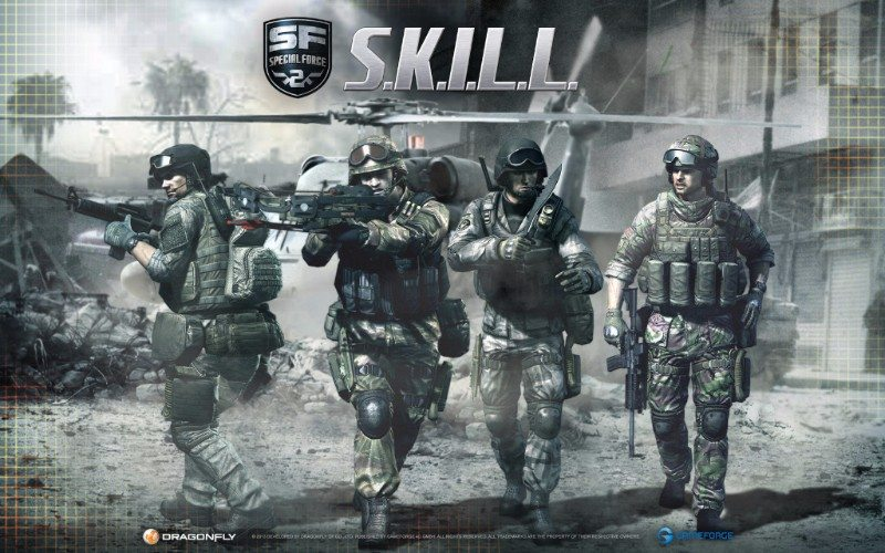 Soldier Front 2 Rebrands to S.K.I.L.L. – Special Force 2