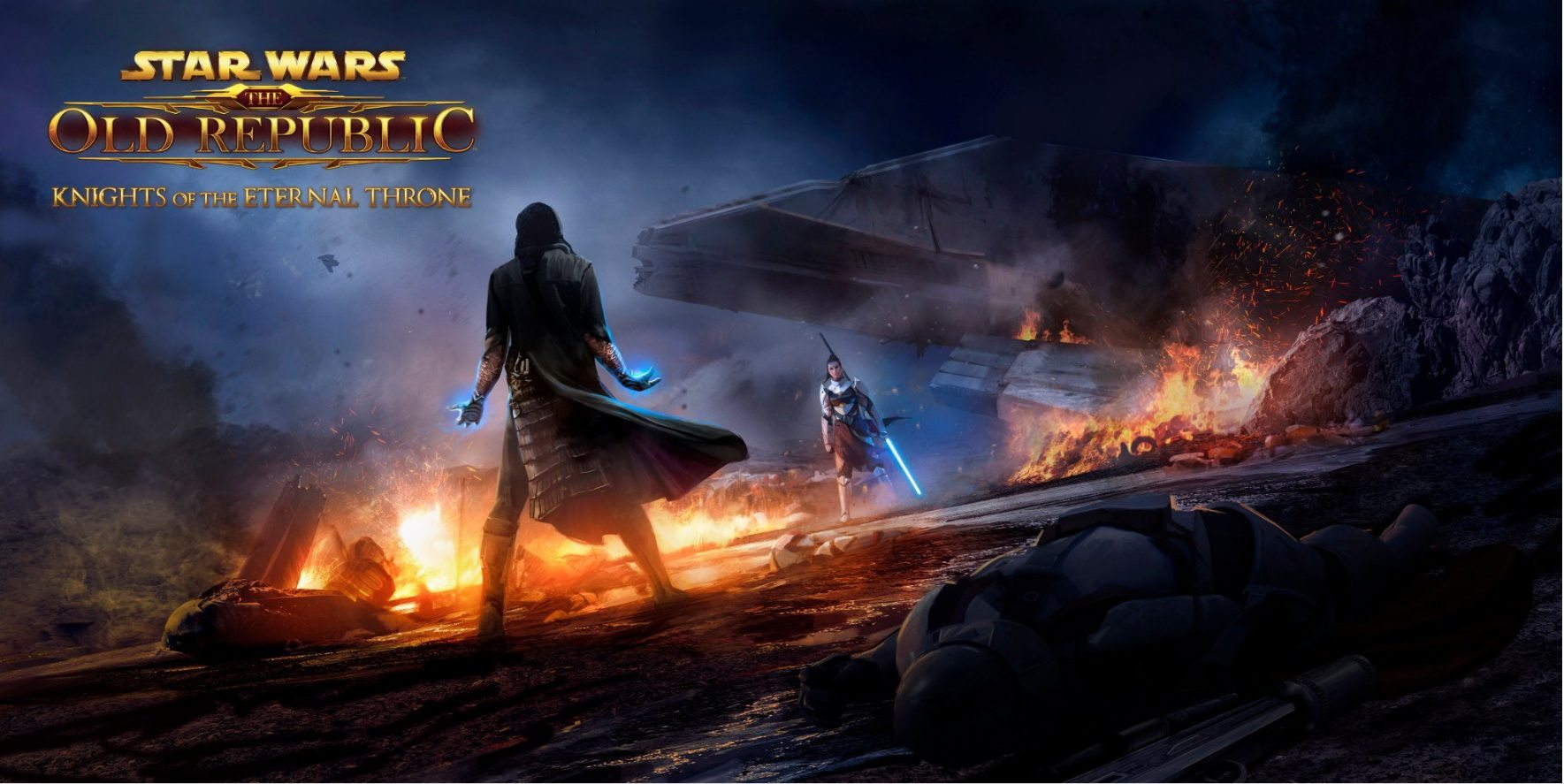 """Bioware Does it Again - Stunning """"Betrayed"""" Video Released for SWTOR"""