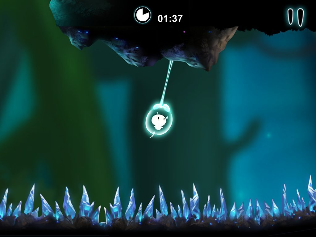 FLYING SLIME Cute but Deadly Platformer Now FREE on the App Store