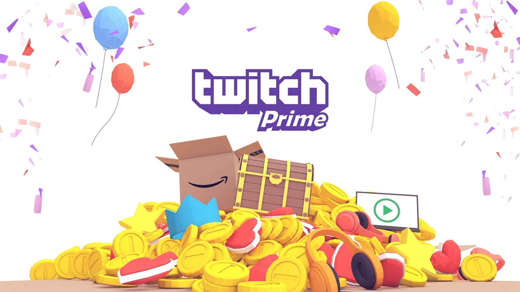 Amazon Prime Levels Up Introducing Twitch Prime