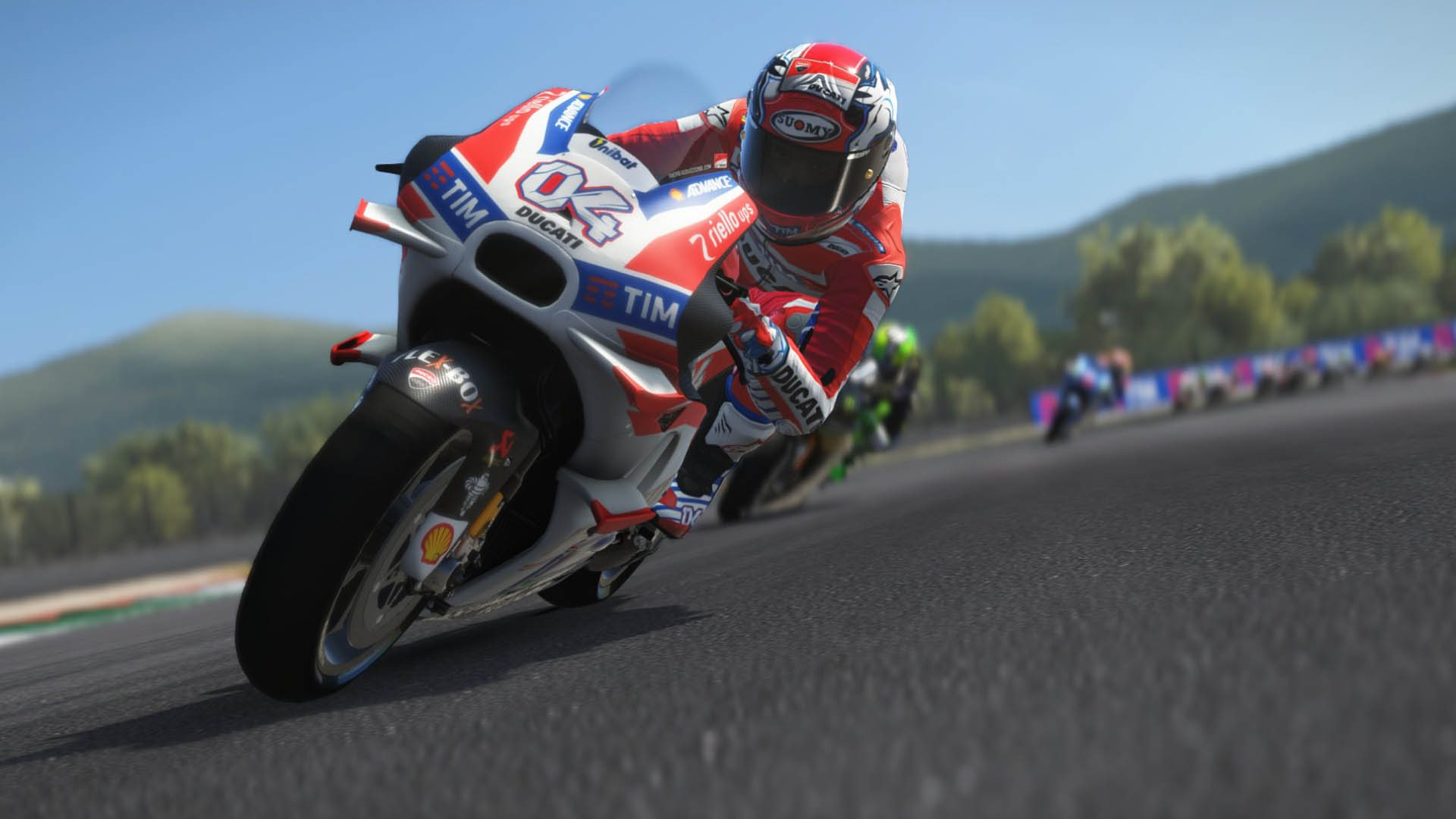 Valentino Rossi: The Game New DLC Available Now