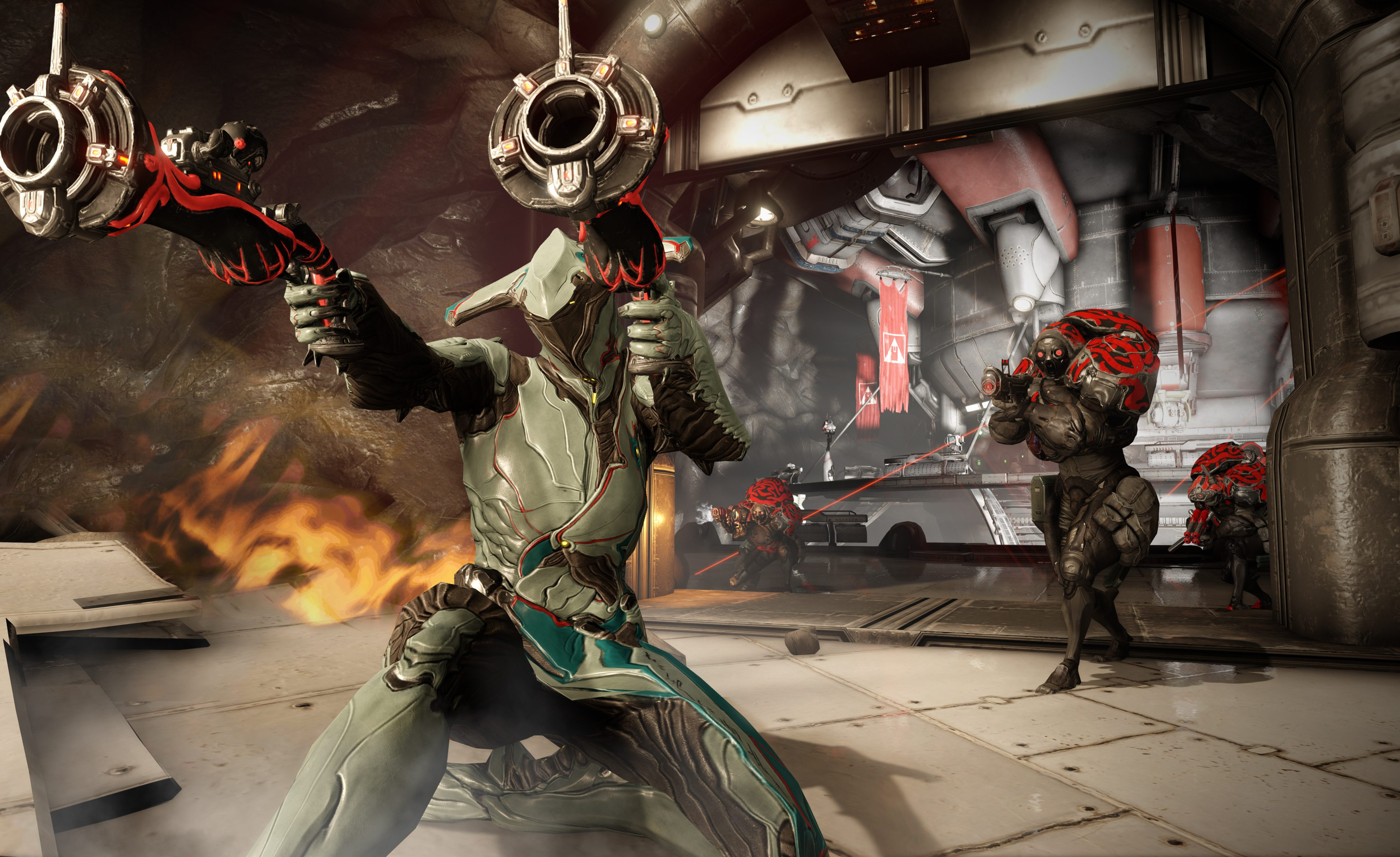 WARFRAME The War Within Update Launches this November
