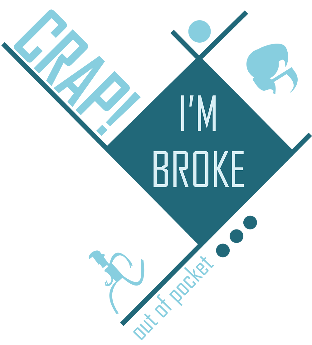 CRAP! I'M BROKE: OUT OF POCKET Now Available for Mobile Devices
