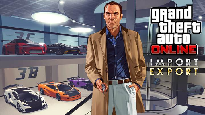 GTA Online Import/Export Now Available, New Trailer