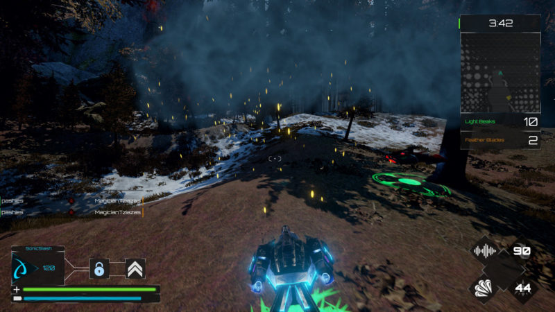 CRASH FORCE Hovercraft Shooter Enters Open Beta on Steam